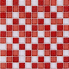 CL-MOS M02 WHITE/RED 300x300x6
